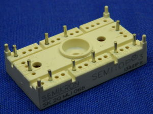SK15GH063 Semikron IGBT module 600V 15A