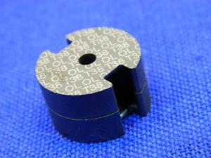 Nucleo ferrite olla mm.  17,5x10x6