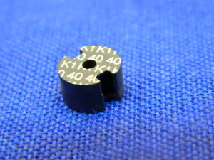 Nucleo ferrite olla mm. 9x5,2x3,8
