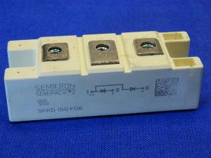 SKKD 150F06 Semikron fast rectifier module