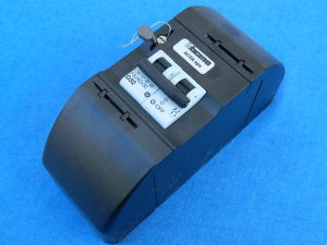 Interruttore automatico bipolare 32Amp con scatola