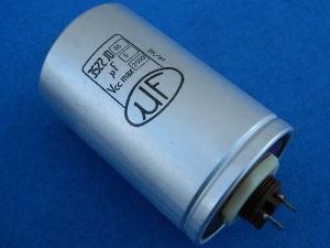5MF 2500Vcc condensatore carta olio
