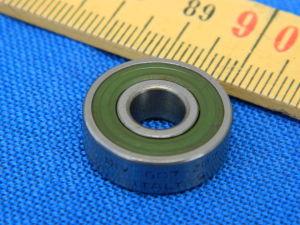 Ball bearing RIV mm. 19x6x7