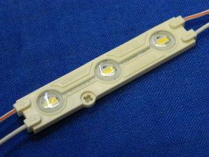 Modulo stagno 1,44W 12V 3led 5630 SAMSUNG 130lumen bianco freddo ST-MS6-3B