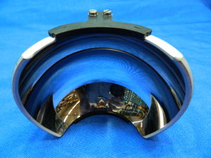 Specchio parabolico circolare mm. 95