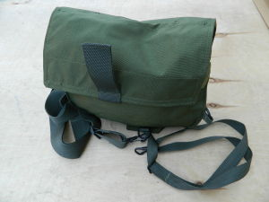 Gas mask bag