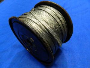 Antenna filare HF piattina rame metri 70 sezione mm.6x1