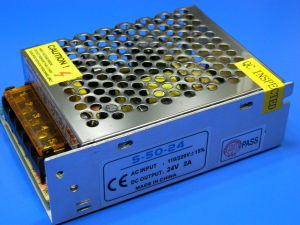 Switching power supply 24V 2A