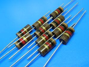 Allen Bradley resistor 3,3Mohm 2W (10pcs.)
