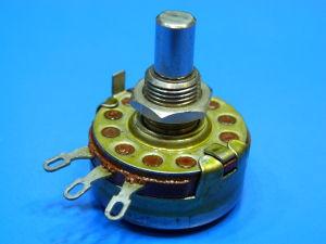 Potentiometer 2,5Kohm 2W Allen Bradley 360° rotation