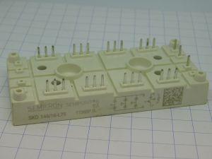 SKD146/16 L75  Semikron 3-phase bridge Rectifier + IGBT chopper
