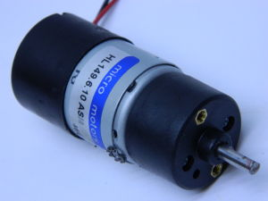Gear Motor 12Vdc 660rpm Micro Motors HL 149.6.10ASM