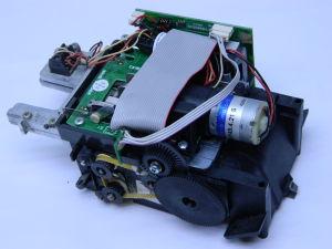 2pcs. 12Vdc gearmotors in box