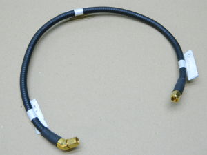 Coaxial cable Andrew Heliax 5.7 SMA-M/SMA-M  cm.40