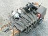 Pantografo Fototecnica Firenze motoriduttore con verricello