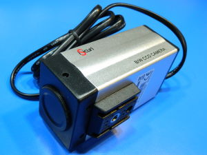 Camera CCD SCT001B black/white