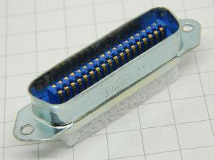 Connettore  Amphenol 57-10360-13 Centronics 36pin maschio da circuito stampato