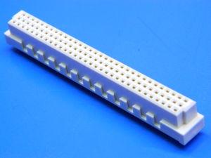 Connettore 96 poli femmina circuito stampato DIN41612