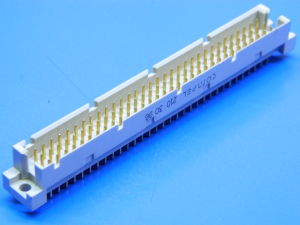Connector 96 pin male DIN41612