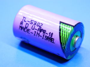 Batteria al Litio 3,6Volt TADIRAN TL5902 1/2AA