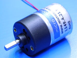 Gearmotor 12Vdc 250rpm Micro Motors L149.4.21S