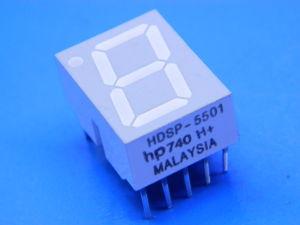 Display HDSP5501 HP740 H+