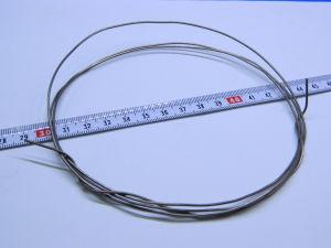 Soldering copper wire diam. mm. 1,2