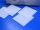 "Ceramic substrate alumina 96%  mm.50,8x50,8x0,63 2""x2""x0,05"" Rubalit 708S  (n.200pcs.)"