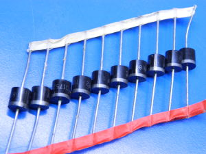 GI 752 VISHAY rectifier diode 200V 6A (n.10 pezzi)