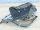 Zaino trasporto DRAGER n.2 bombole aria 5 litri con accoppiatore, sdoppiatore e attacco DIN