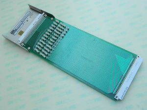 Expansion card 64/64 pin connector DIN41612, cm.26