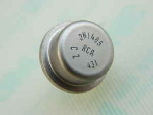 2N1485 transistor