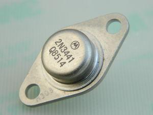 2N3441 transistor