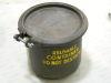 Contenitore metallico stagno cm 13x13