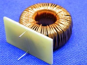 2,15mH Induttanza toroidale   mm. 30x14,5