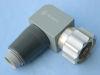 Coaxial connector R & S DEZIFIX FNB3008/60  90°