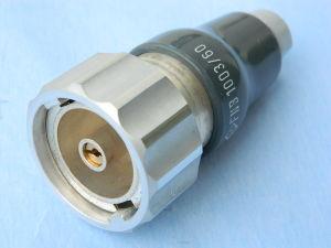 Coaxial connector DEZIFIZ FNB1003/60