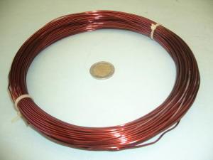 Winding copper wire diam. 0,85 - mt.50