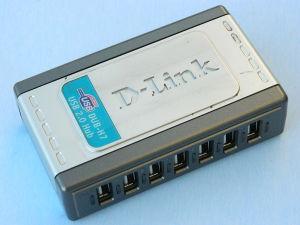 HUB USB D-LINK DUB-H7 2.0