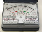 Tester analogico professionale ICE 680R VII serie originale