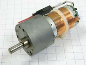 Gearmotor 12Vdc 12 rpm