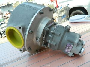 Pump Aerial p/n 86090-61099-2F - motor hydraulic Abex AM8C-11