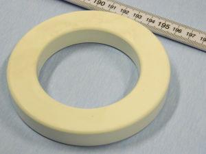 Toroide in ferrite mm. 104x66x15 bianco W6