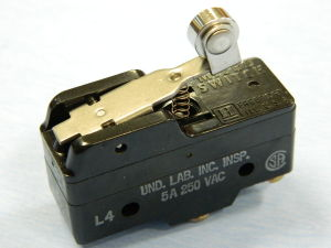 Micro Switch BZ-3YW822T1