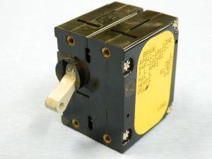 Interruttore automatico AIRPAX APG11-1REC2-64F-102-91  1A 250Vac  2 poli
