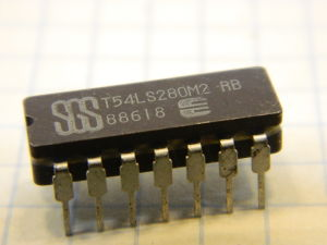 T54LS280M2RB integrated circuit