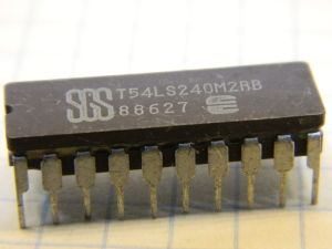 T54LS240M2RB integrated circuit