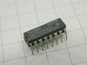 54LS193/BEBJC  Texas instruments  I.C.