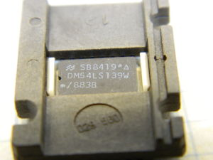 DM54LS139W integrated circuit