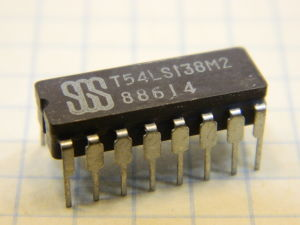 T54LS138M2 integrated circuit